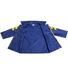 PROLOSO-Kids-Police-Officer-Role-Play-Costume-Halloween-Party-Pretend-Play-Set-0-2