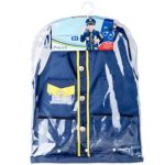 PROLOSO-Kids-Police-Officer-Role-Play-Costume-Halloween-Party-Pretend-Play-Set-0-4