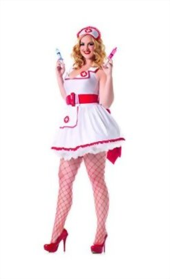 Party-King-Womens-Plus-Size-Naughty-Nurse-Sexy-Costume-0