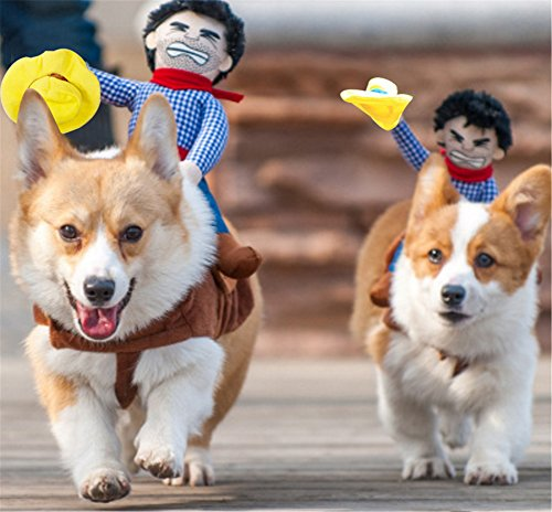 Pet-Costume-Dog-Costume-Pet-Suit-Cowboy-Rider-Style-by-DELIFUR-0-6