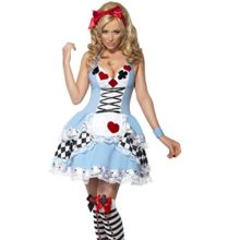 Alice in Wonderland Costumes for Women
