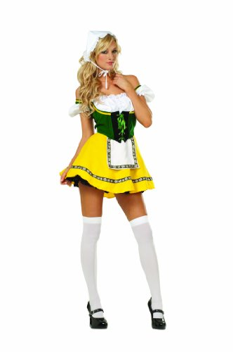 RG Costumes Women's Beer Garden Girl