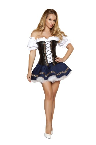 Roma Costume 3 Piece Beer Maiden Baby Costume