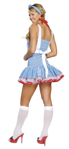 Roma-Costume-3-Piece-Dorothy-Babe-Costume-0-0