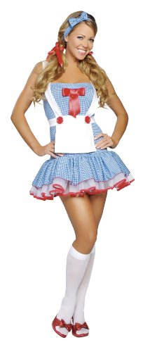 Roma Costume 3 Piece Dorothy Babe Costume