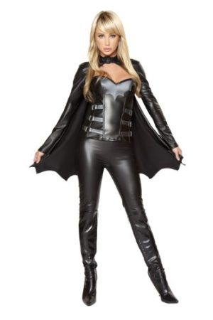 Roma-Costume-3-Piece-Sexy-Bat-Warrior-Costume-0