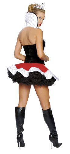 Roma-Costume-3-Piece-Sexy-Queen-Of-Hearts-Costume-0-0