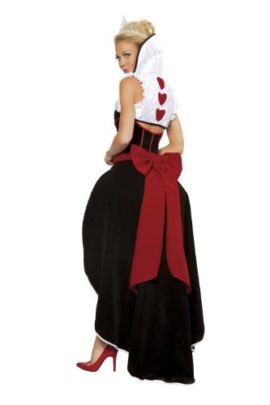 Roma-Costume-Deluxe-4-Piece-Heartless-Queen-Costume-0-0