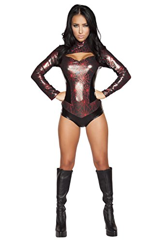 Roma Costume Women's 1 Piece Webbed Warrior