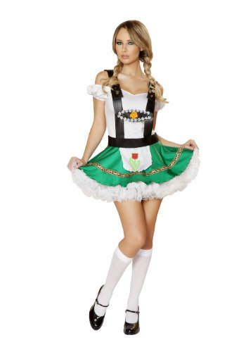 Roma Costume Women's 2 piece Sexy Hoffbrau Lady