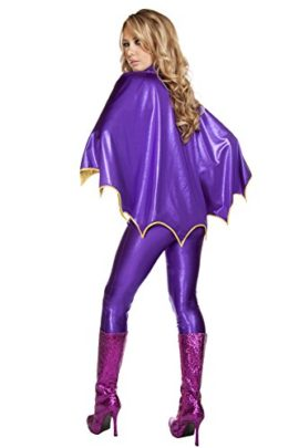 Roma-Costume-Womens-3-Piece-Sexy-Bat-Warrior-0-0