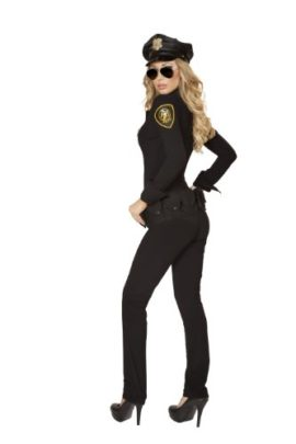 Roma-Costume-Womens-3-piece-Sexy-Law-Enforcer-0-0