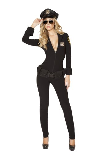 Roma-Costume-Womens-3-piece-Sexy-Law-Enforcer-0