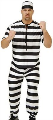 Rubies-Costume-Co-Mens-Adult-Prisoner-Man-Costume-0