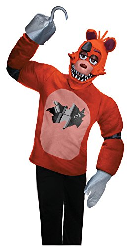 Rubie's Costume Co. Men's Five Nights At Freddy's Foxy Costume