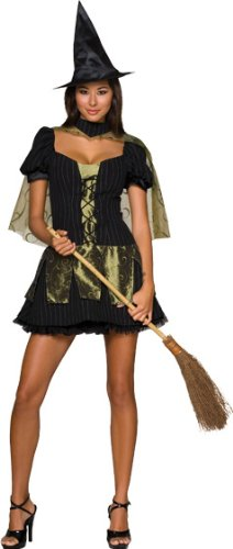 Rubie's Costume Co Women's Wizard of Oz Wicked Witch Of The West Costume