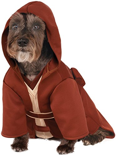 Rubies-Costume-Company-Star-Wars-Classic-Jedi-Robe-Pet-Costume-0
