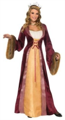 Rubies-Costume-Deluxe-Milady-Of-The-Castle-Renaissance-Dress-0-0
