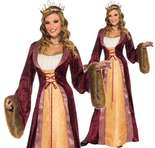 Rubies-Costume-Deluxe-Milady-Of-The-Castle-Renaissance-Dress-0