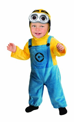 Rubie's Costume Despicable Me 2 Minion Romper