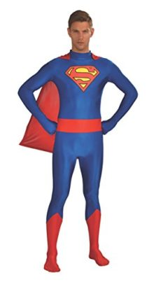 Rubies-Costume-Mens-Dc-Comics-Superhero-Style-Unisex-Superman-0