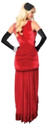 Rubies-Costume-Secret-Wishes-30s-Jazz-Singer-Ruched-Dress-0-0