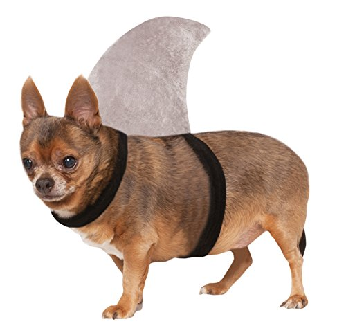 Rubies Costume Shark Fin Dog Costume