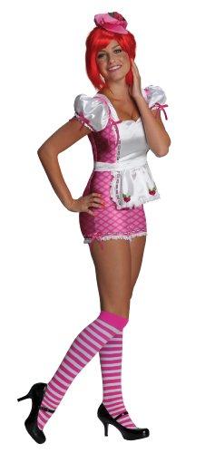 Rubie's Costume Strawberry Shortcake Secret Wishes Raspberry Tart Set