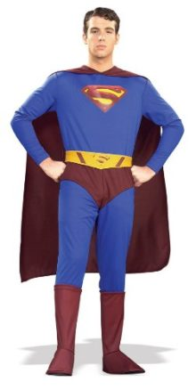 Rubies-Costume-Superman-Returns-Adult-Complete-Superman-Costume-0