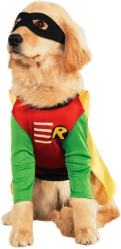 Rubies-Costume-Teen-Titans-Pet-Costume-Robin-0