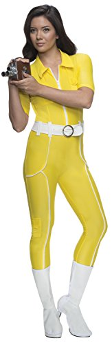 Rubie's Costume Teenage Mutant Ninja Turtles Deluxe April O'neil Jumpsuit Costume