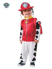 Rubies-Costume-Toddler-PAW-Patrol-Marshall-Child-Costume-0