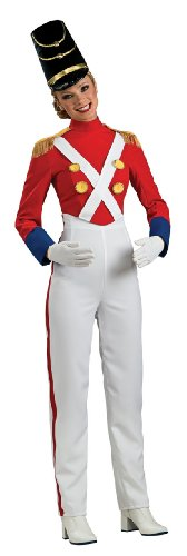 Rubie's Costume Woman's Christmas Toy Soldier Costume