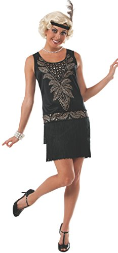 Rubies-Costume-Womens-Blood-Line-Adult-Cocktail-Flapper-Costume-0