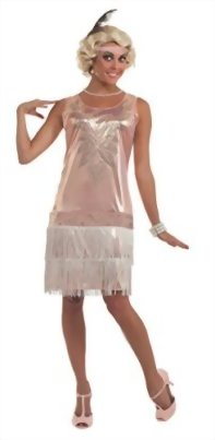 Rubies-Costume-Womens-Blood-Line-Adult-Tea-Time-Flapper-Costume-0