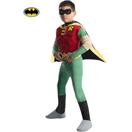 Rubies-DC-Comics-Teen-Titans-Deluxe-Muscle-Chest-Robin-Costume-0-0