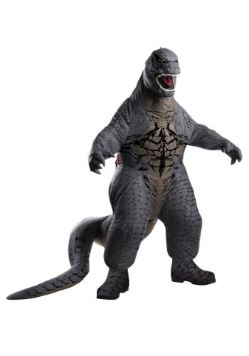 Rubies Godzilla Deluxe Inflatable Child Costume