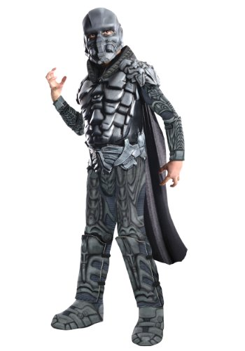 Rubies Man of Steel Deluxe General Zod Child Costume-