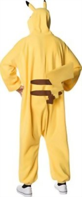 Rubies-Mens-Pokemon-Pikachu-Jumpsuit-Costume-0-0