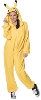 Rubies-Mens-Pokemon-Pikachu-Jumpsuit-Costume-0-1
