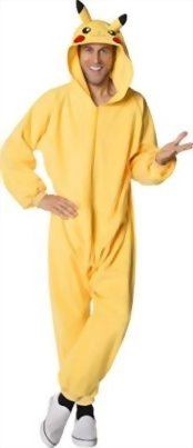 Rubies-Mens-Pokemon-Pikachu-Jumpsuit-Costume-0