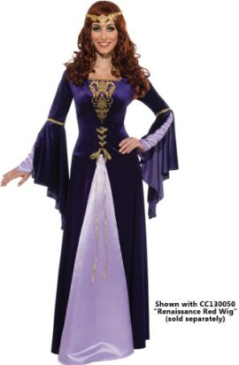 Rubies-Womens-Deluxe-Guinevere-Costume-0-0