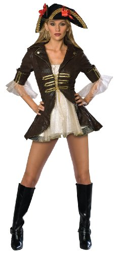 Secret Wishes Sexy Buccaneer Costume