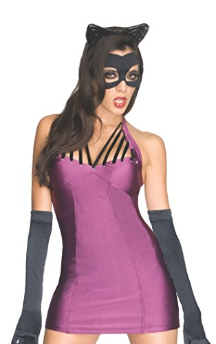 Secret Wishes Women's DC Super Villians Catwoman Costume