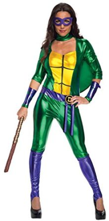 Secret-Wishes-Womens-Teenage-Mutant-Ninja-Turtles-Donatello-Costume-Jumpsuit-0