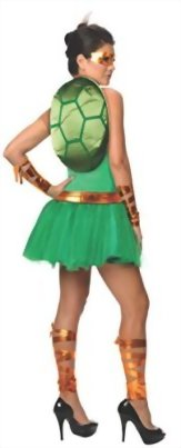 Secret-Wishes-Womens-Teenage-Mutant-Ninja-Turtles-Michelangelo-Costume-0-0
