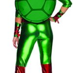 Secret-Wishes-Womens-Teenage-Mutant-Ninja-Turtles-Raphael-Costume-Jumpsuit-0-0