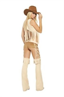 Sexy-Womens-5pc-Easy-Rider-Cowgirl-Western-Hottie-Costume-0-0