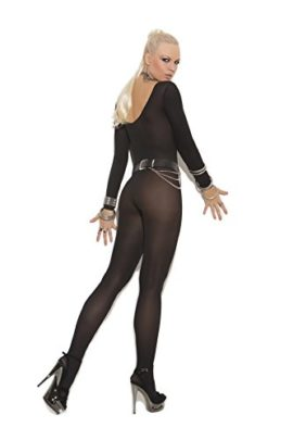 Sexy-Womens-Opaque-Long-Sleeve-Open-Crotch-Bodystocking-One-Piece-Lingerie-0-0