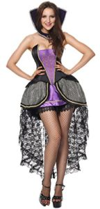 Sibeawen-Womens-Deluxe-Evil-Queen-Halloweens-Costumes-0-0